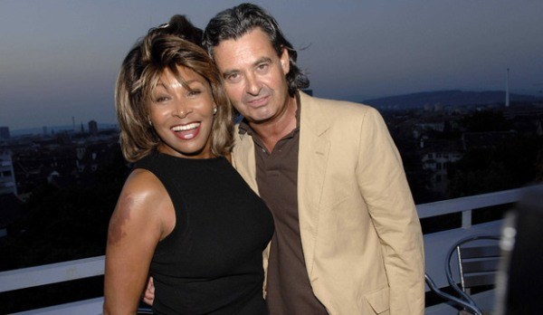 showbiz-tina-turner-erwin-bach